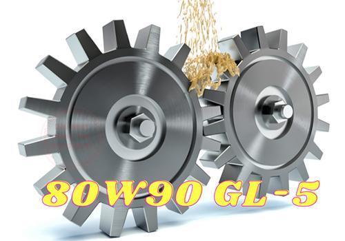 Ký hiệu dầu hộp số 80W90 GL-5 là gì?