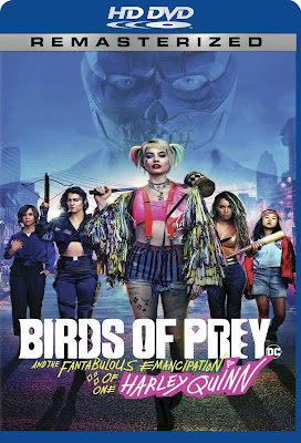 Birds of Prey [2020] [DVDBD R1] [Latino] [Remasterizado]