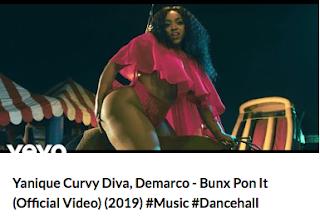 Yanique curvy Diva feat demarco Biunx pon it