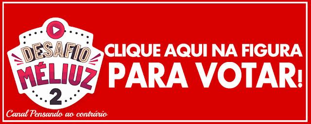 VOTE NO PENSANDO! Conto com você!