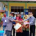 Tim Relawan Iriadi Dt Tumanggung Disambut Antusias di Bukik Tandang