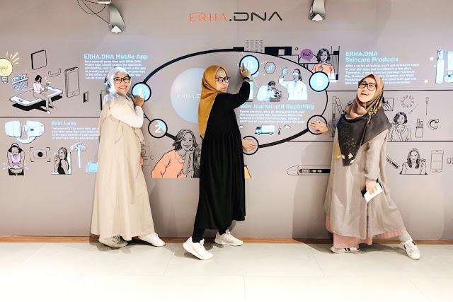 erha.dna smart skin solution