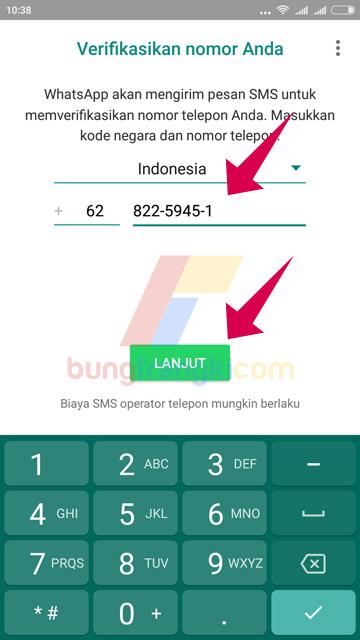 Cara membuat 2 aplikasi WhatsApp pada 1 hp Android