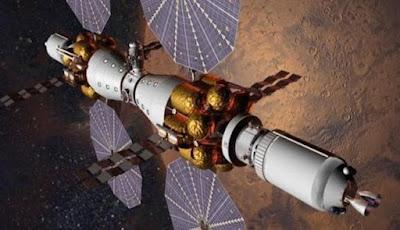 Base Camp Misi Mars Dapat Dimulai Tahun 2028