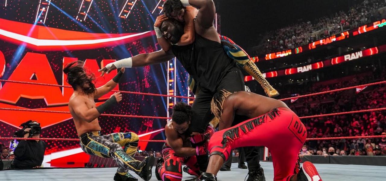 WWE RAW atinge pior audiência desde a saída do ThunderDome