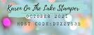 OCTOBER 2021  HOST CODE DUX2VS3S