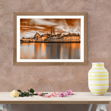 Architecture-Panorama-Framed-Print-Wall-Frame-Portharcourt-Nigeria
