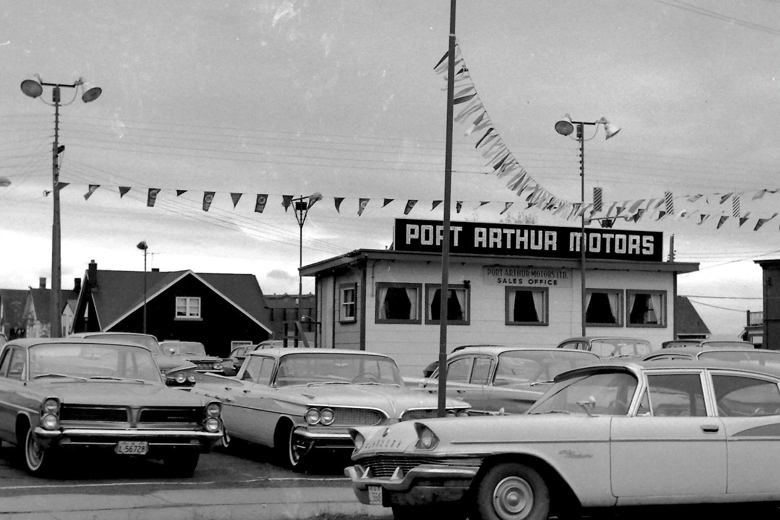 Garys Used Cars >> HOT RODS and JALOPIES: Port Arthur Motors, Kam Motors ...