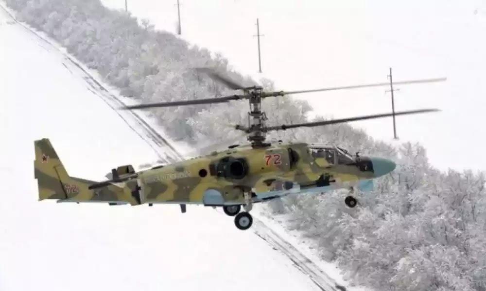 Ka-52 «Alligator»: Το ρωσικό μαχητικό ελικόπτερο επί τω έργω! (βίντεο)