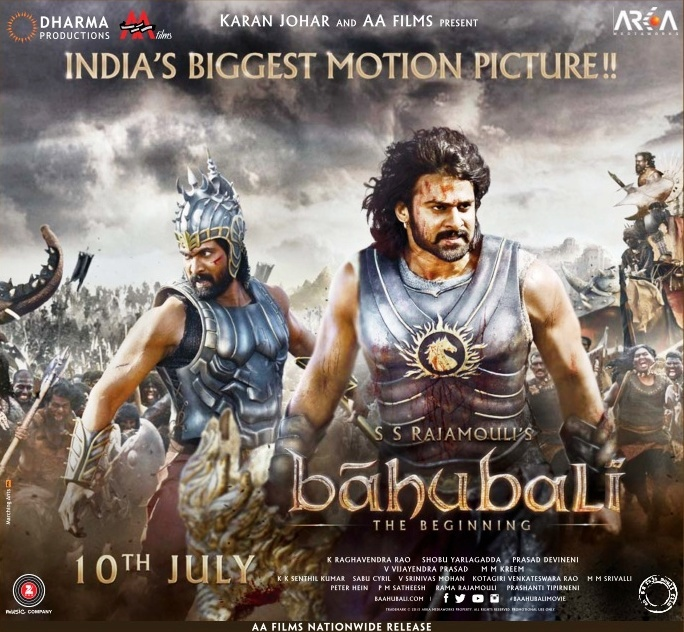 Bahubali 3 Weeks Hindi Collections - TollywoodBoxoffice in