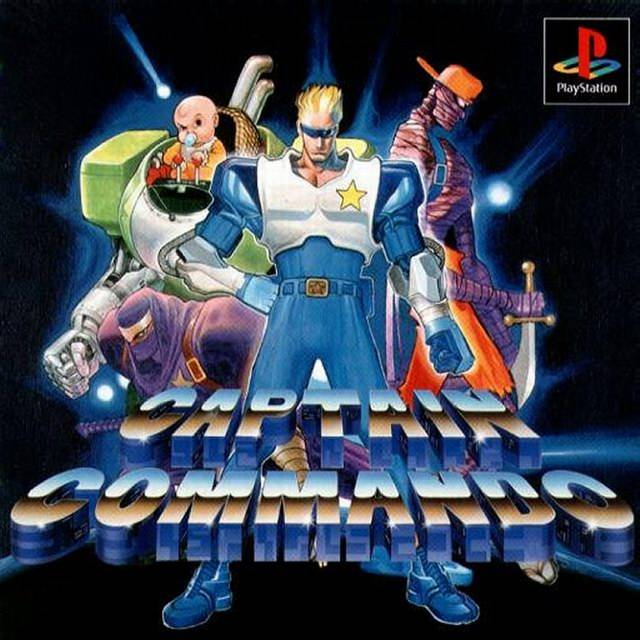 Captain Commando PS1 ISO ~ Downloadgamegratis18.com