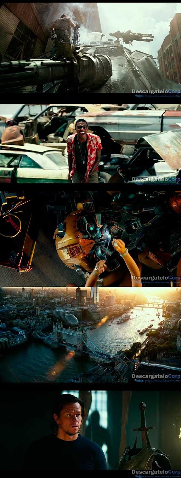 Transformers El último caballero (2017) HD 720p