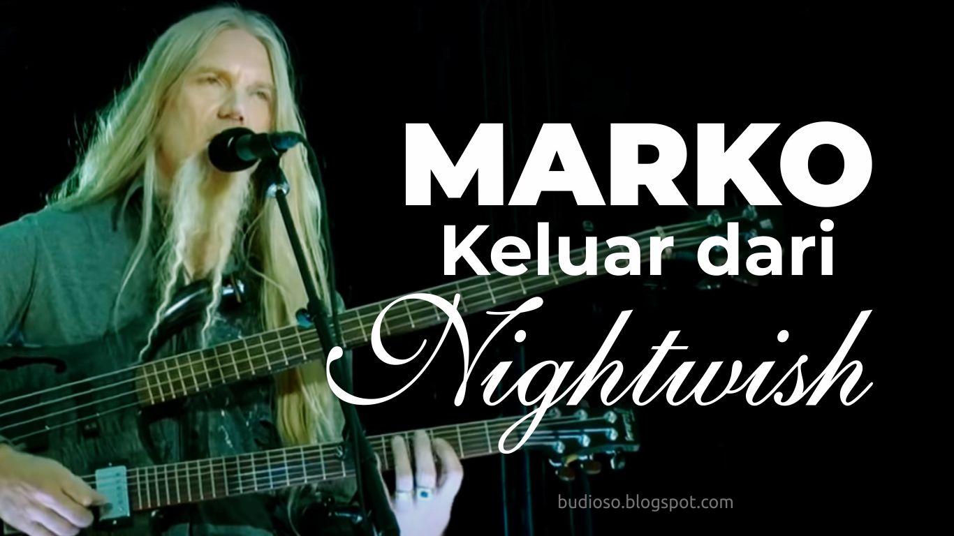 Marko Hietala Keluar Mengundurkan Diri Dari Nightwish