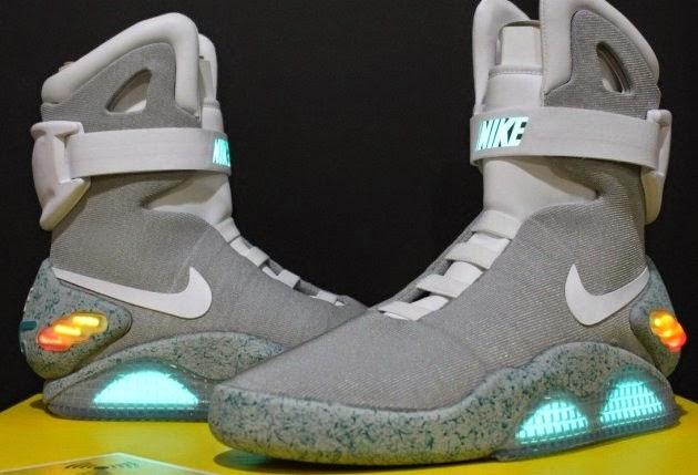 Pondrán Regreso Que De Al Futuro Zapatillas Se Nike A Las Anuncia Ii Y7fgb6y