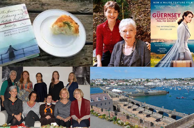 The Guernsey Literary and Potato Peel Pie Society Book, Mary Ann Shaffer
