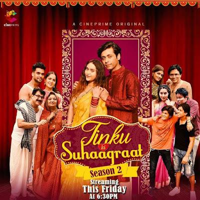 Tinku Ki Suhaagraat Season 2  web series