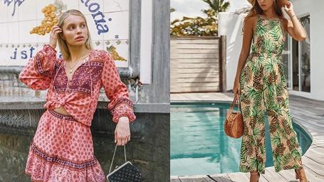 5 ide outfit musim panas