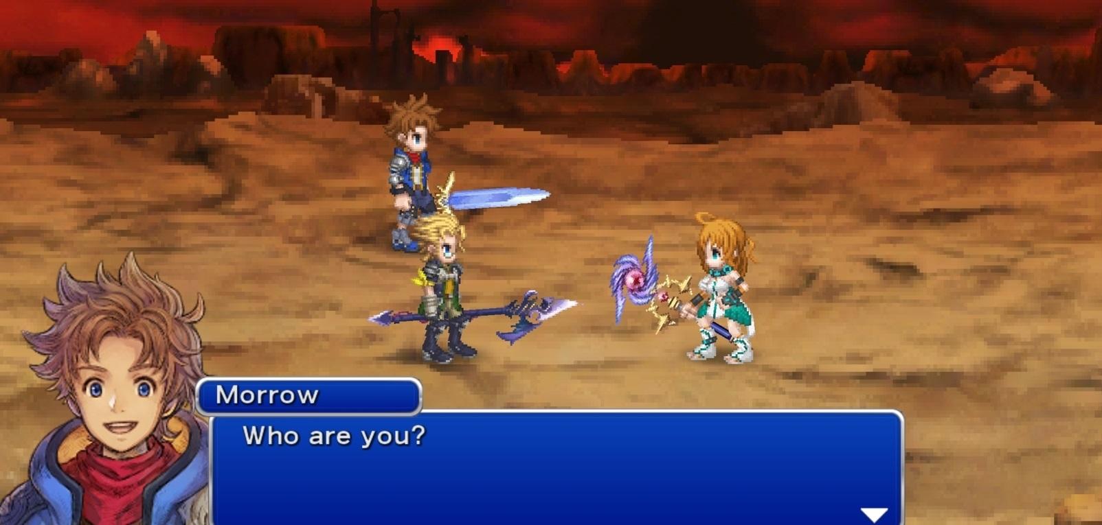 Final Fantasy Dimensions 2 Apk Data