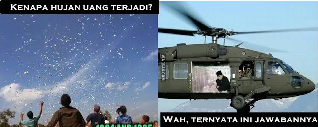 Meme Sindiran Dimas Kanjeng Bertebaran - Expetasi VS Realita, Ngena Banget