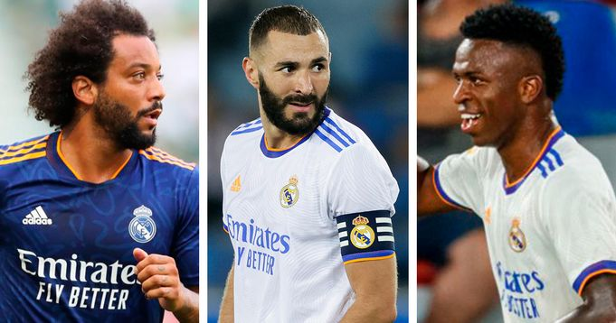 Real Madrid 11 most important players in the squad right now