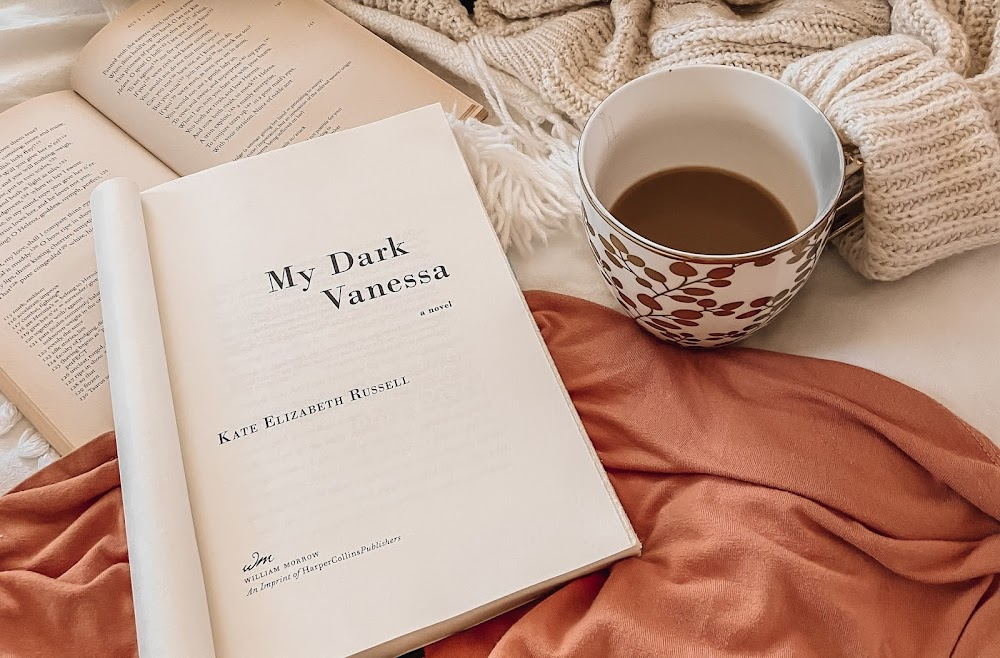 Compelling and Thought-Provoking: My Dark Vanessa by Kate Elizabeth Russell