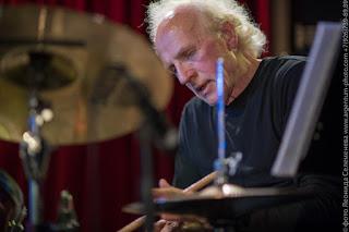 Барабанщик Владимир Тарасов/ Vladimir Tarasov drummer