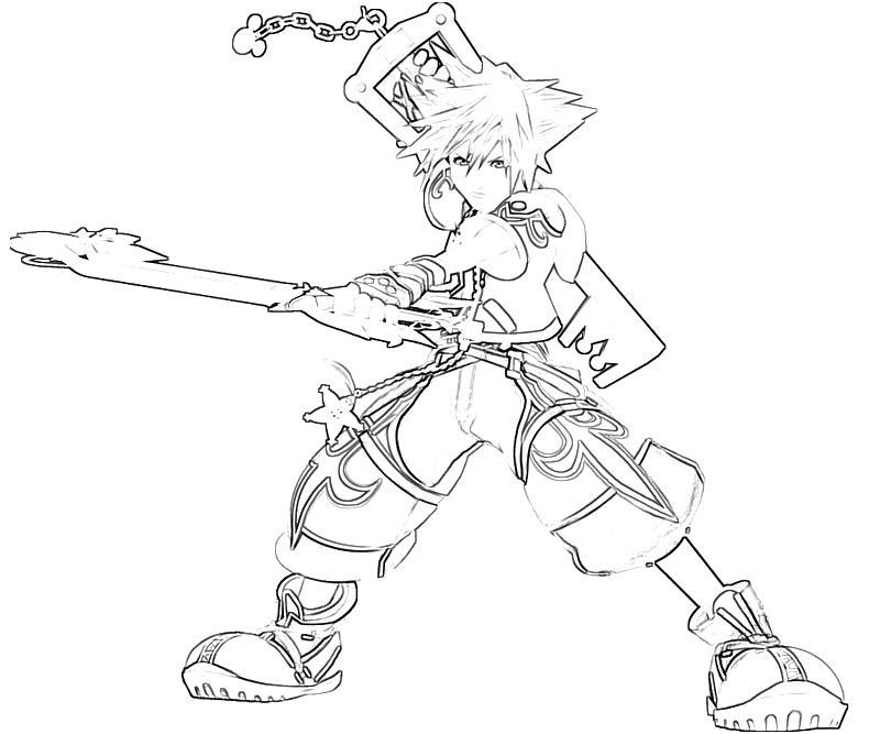 10 Sora Arts in Kingdom Hearts