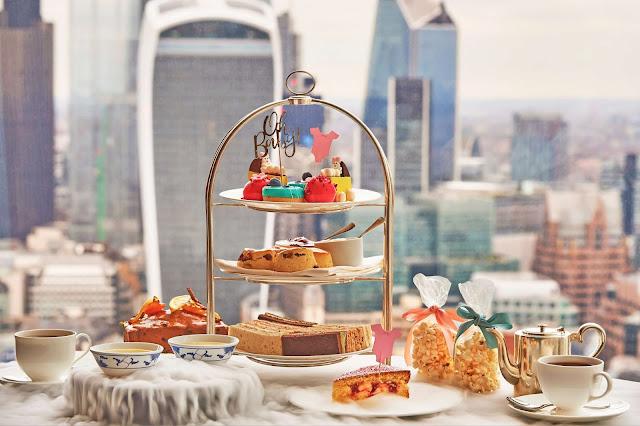 Blog Apaixonados por Viagens - Londres - Novidades - Shangri-La