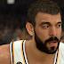 NBA 2K21 Marc Gasol Cyberface and Body Model By TWEAL