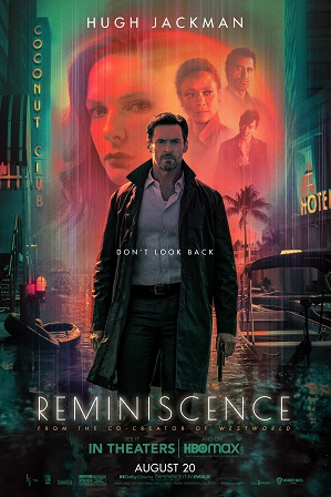 Reminiscence (2021) Full English Movie Download 480p 720p 1080p Web-DL