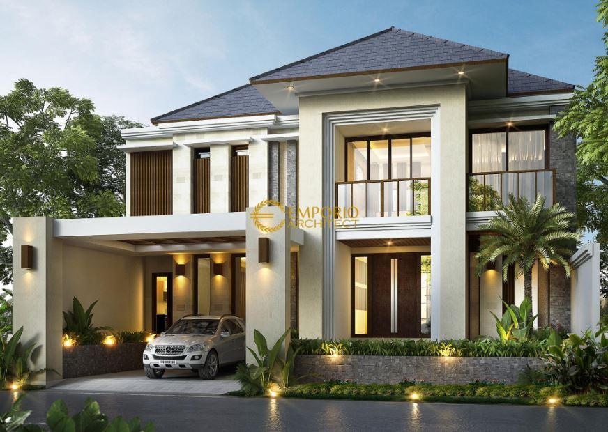 20 Desain Rumah 2 Lantai Sederhana Dan Biaya Dan Desain Rumah Minimalis Sederhana Klikdisini Id