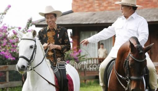 Kubu Jokowi dan Prabowo Cetak Gol Bunuh Diri