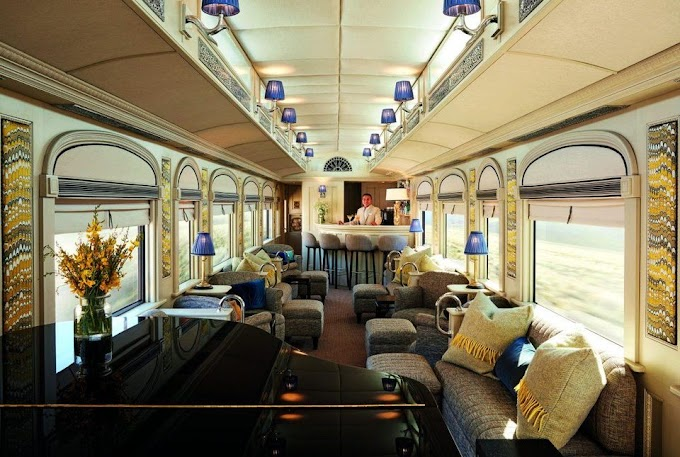 The 10 Best Luxury Trains