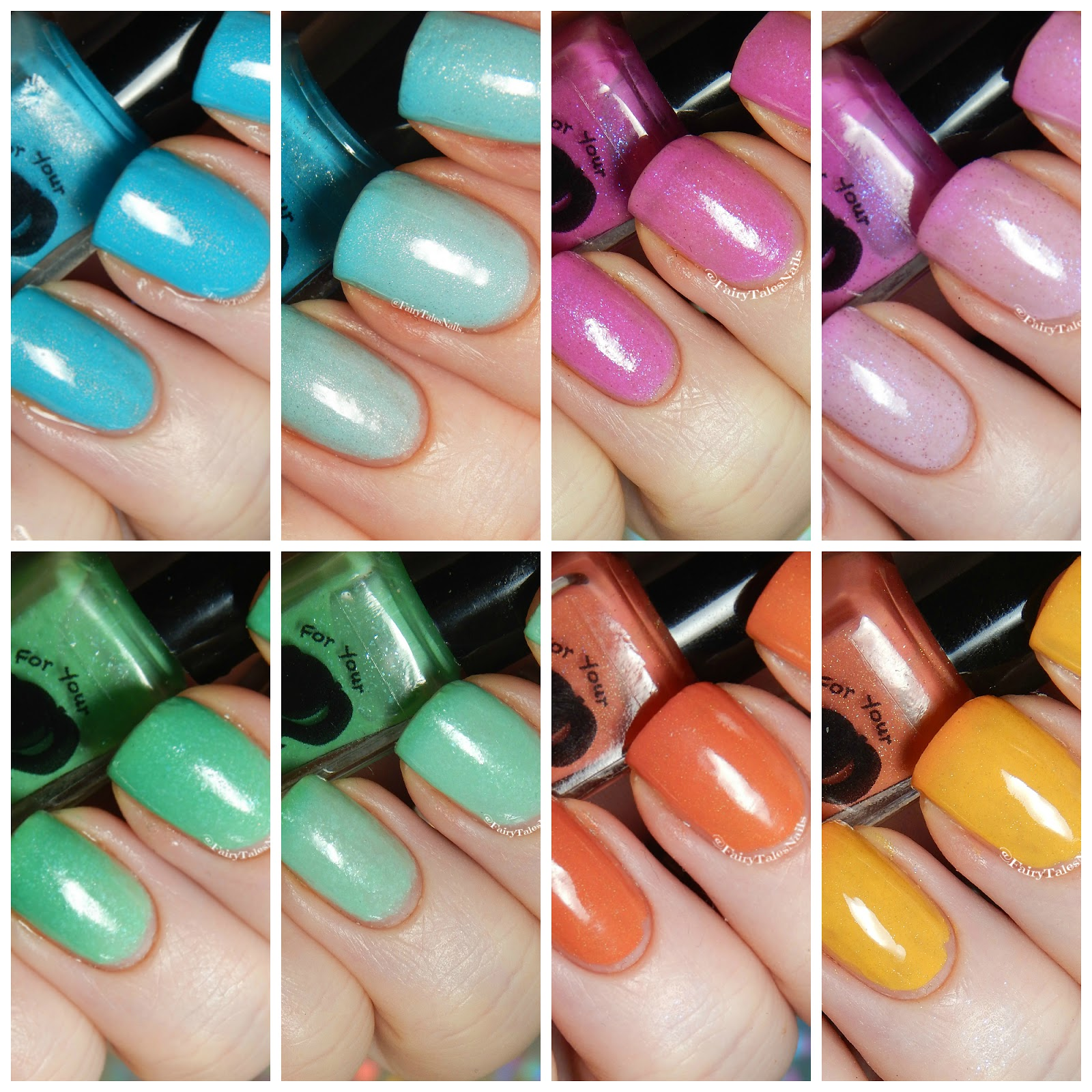 FairyTales Nails: For Your Nails Only Bring On Spring Collection ...