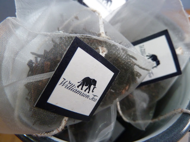 Williamson Tea loose tea tea bags