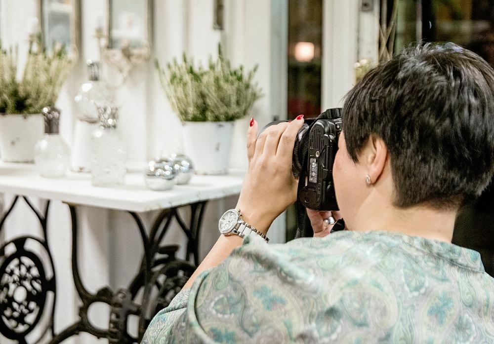 Frida Steiner, valokuvauskurssi, kirkkonummi, kukkakauppa