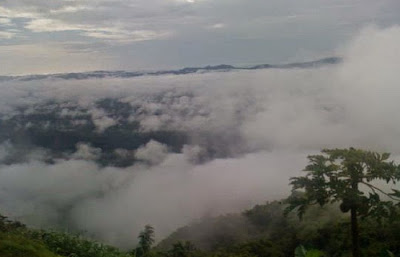 Images of Nilgiri hill resort tourist attraction in Bandarban