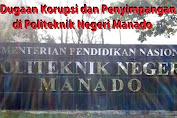 LSM ARUN Minta Polda Sulut Lakukan Penyelidikan Dugaan Memperkaya Diri Oknum Pimpinan Politeknik Negeri Manado