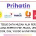 Cara Tebus Data Mudah Alih Percuma Umobile, Celcom, Maxis, Unifi Mobile, Digi & YooDo