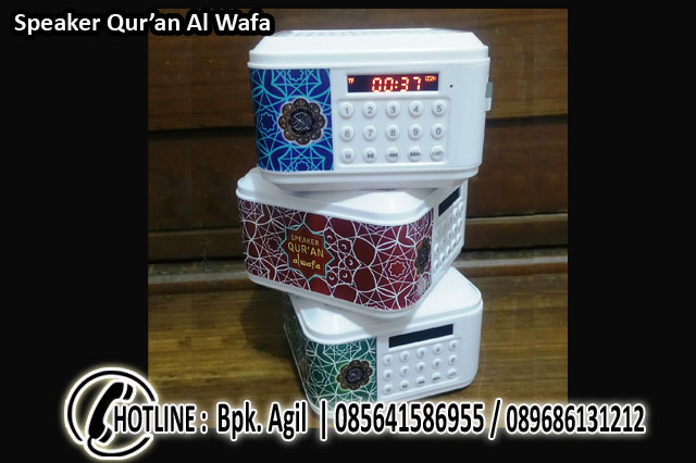 Speaker Quran Advance TP 600 - 16Gb Al Wafa Semarang