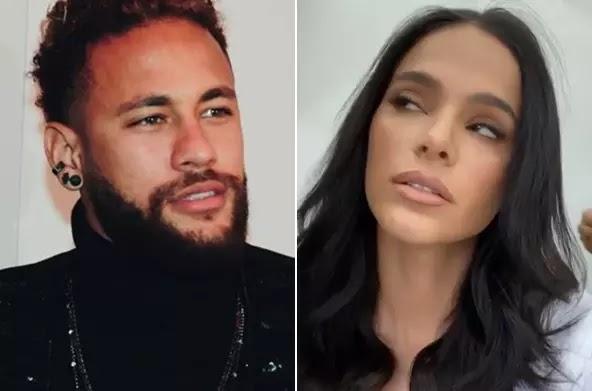 Neymar fala o que realmente sente por Bruna Marquezine