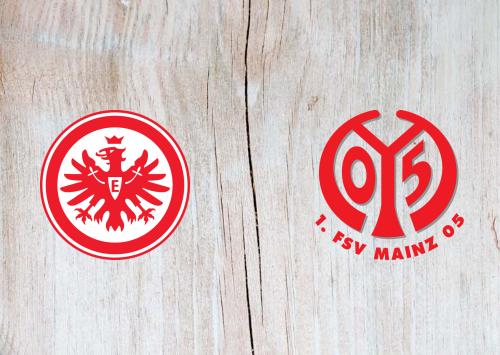 Eintracht Frankfurt vs Mainz 05 -Highlights 09 May 2021