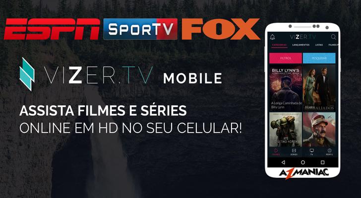 Vizer Apk – Aplicativo para assistir TV, Filmes e Séries   AzManiac