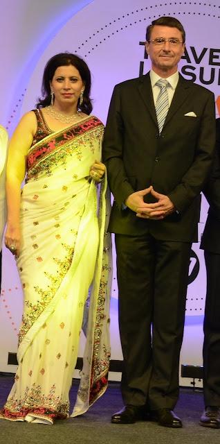 Parineeta Sethi and Ambassador of Germany to India Dr. Martin Ney