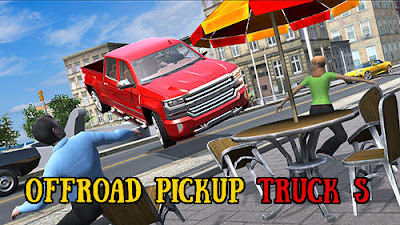 Offroad Pickup Truck S Mod Apk Download