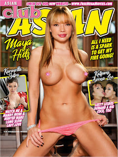 Club Asian USA – Volumen 243 PDF digital