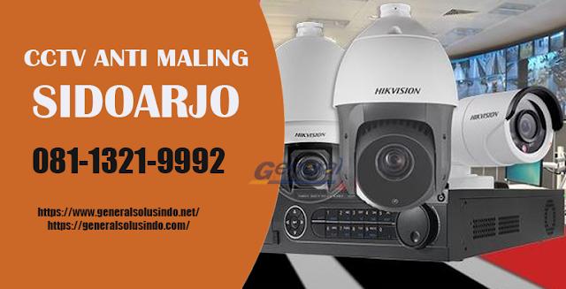 CCTV Anti Maling Sidoarjo Dengan Sistem Alarm Terbaru