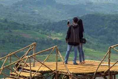 Bukit Panenjoan Purwakarta.