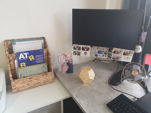 Office at Home Set Up