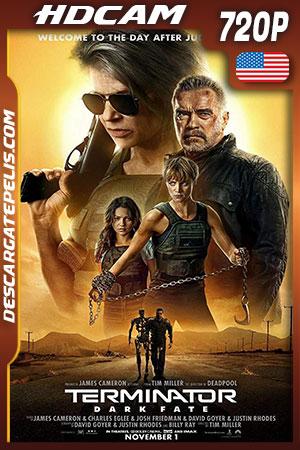 Terminator: Destino oscuro (2019) HDCAM 720p